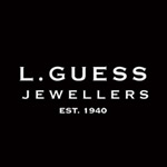 L Guess Jewellers Logo