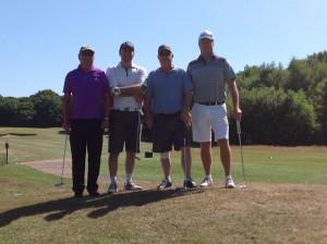 Orion Lightning Golf Team 2