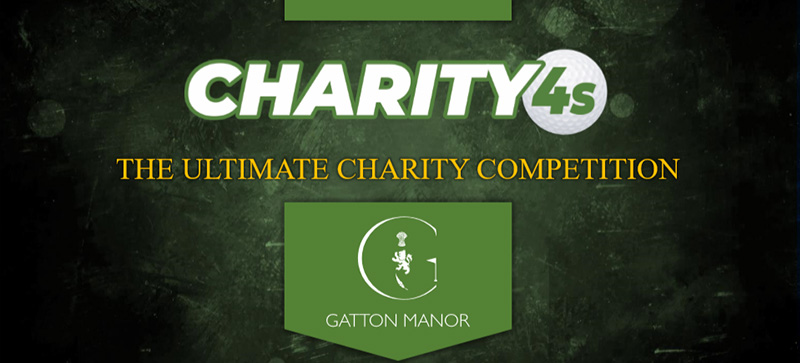 Golf Days for Charities