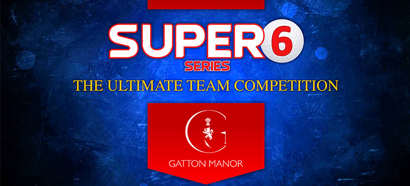 Super 6 Golf Event Format