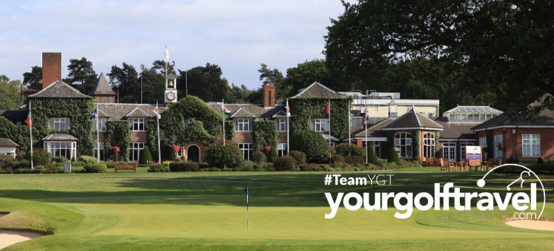 Book a UK Golf Break