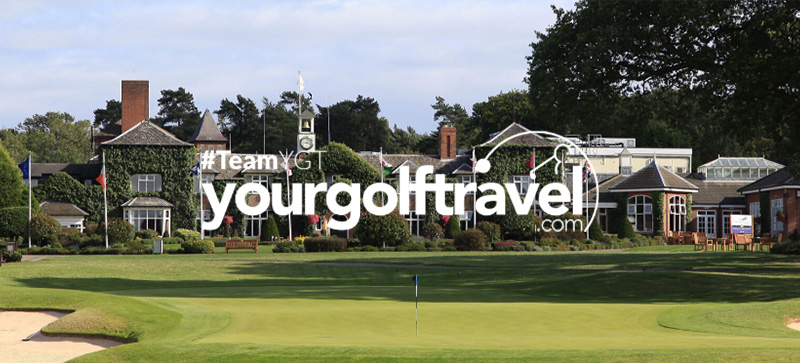 Book a UK Golf Break now