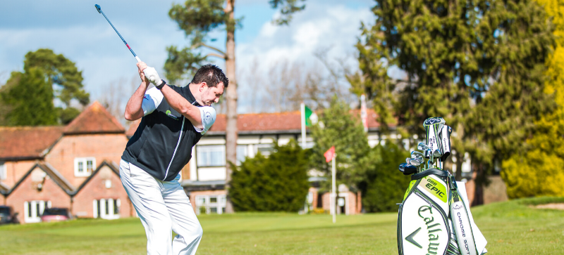 Contact David Fluke Golf Surrey, Sussex at Gatton Manor