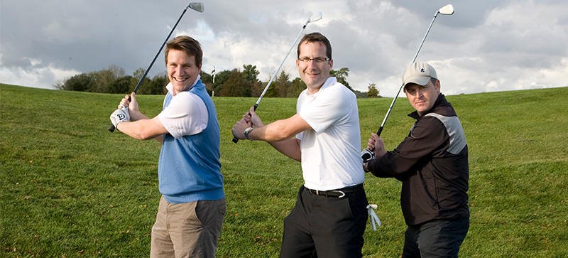 Golf Coaching for Business