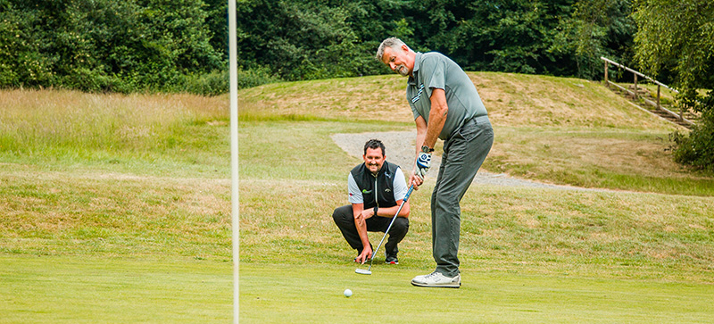 Golf Lessons in Surrey & West Sussex, Gatton Manor