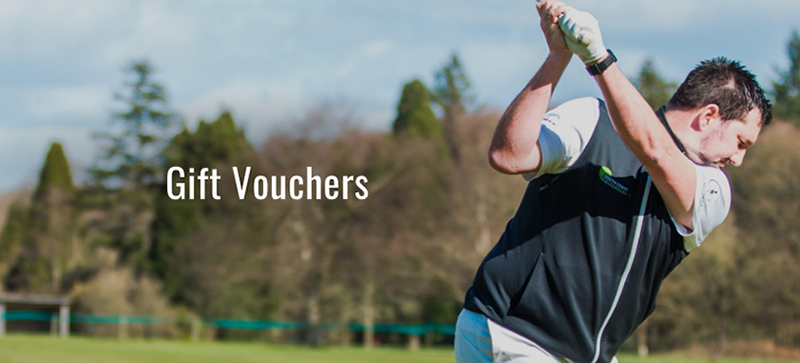 Golf & Travel Gift Vouchers